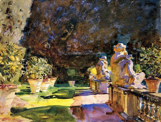 Villa Di Marlia Lucca 1910