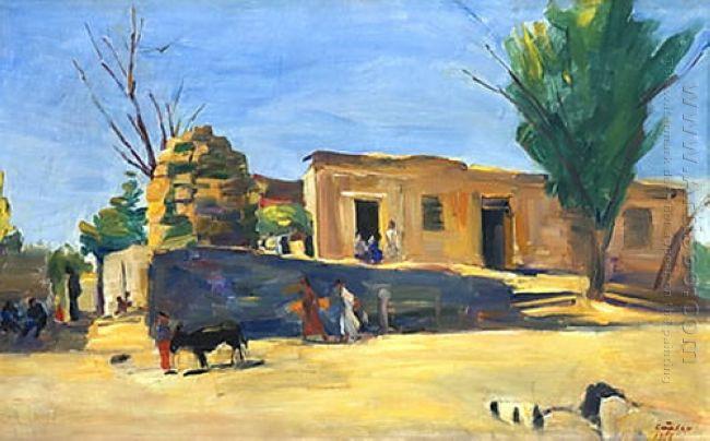 Village Ashnak 1957