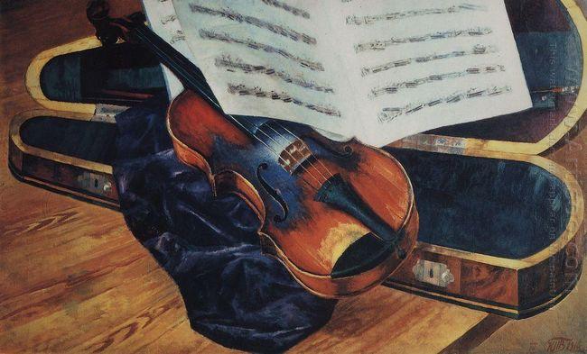 Violin 1916
