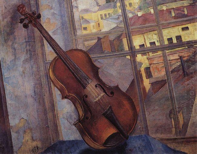 Violin 1918