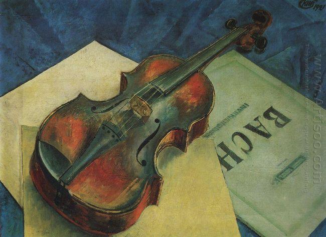 Violin 1921