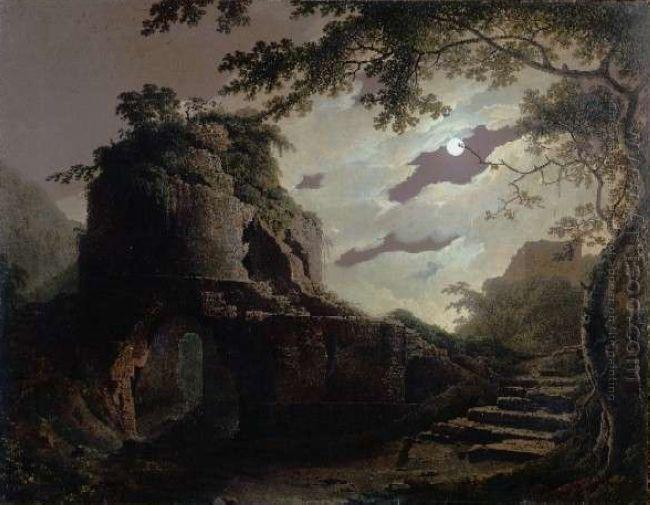 Virgil S Tomb