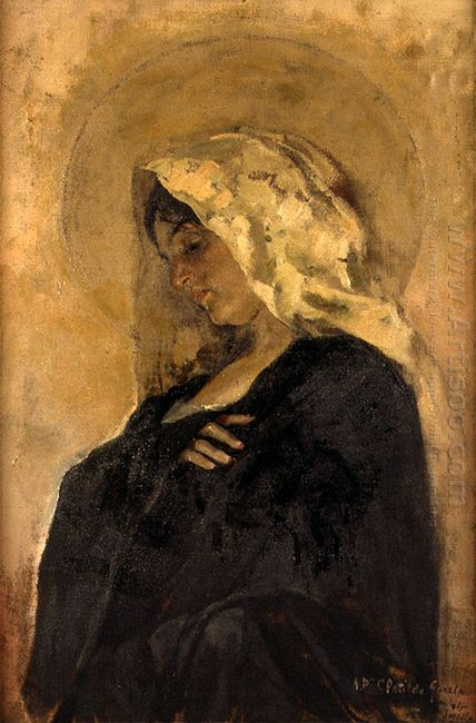 Virgin Mary 1887