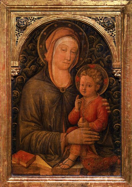 Virgin With Child