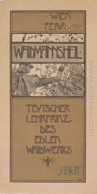 Waidmannsheil 1896