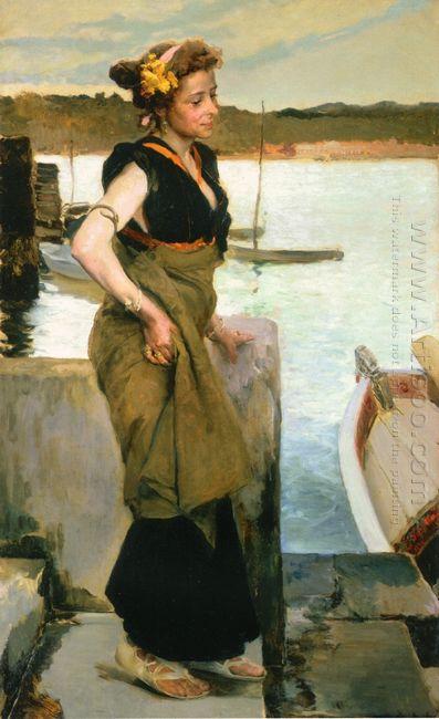 Waiting 1888