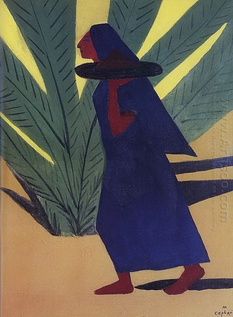 Walking Woman 1911 1