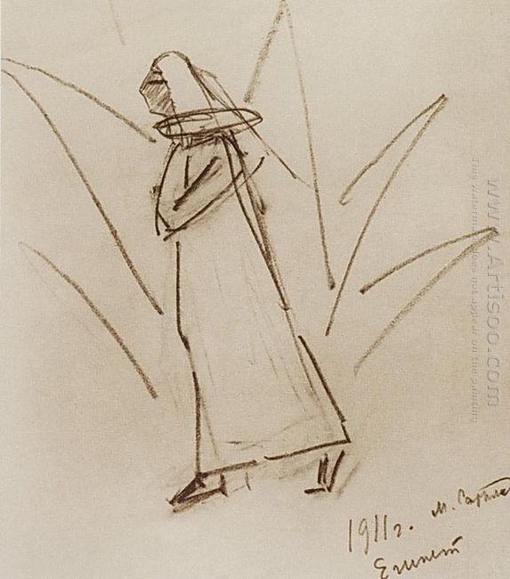 Walking Woman 1911