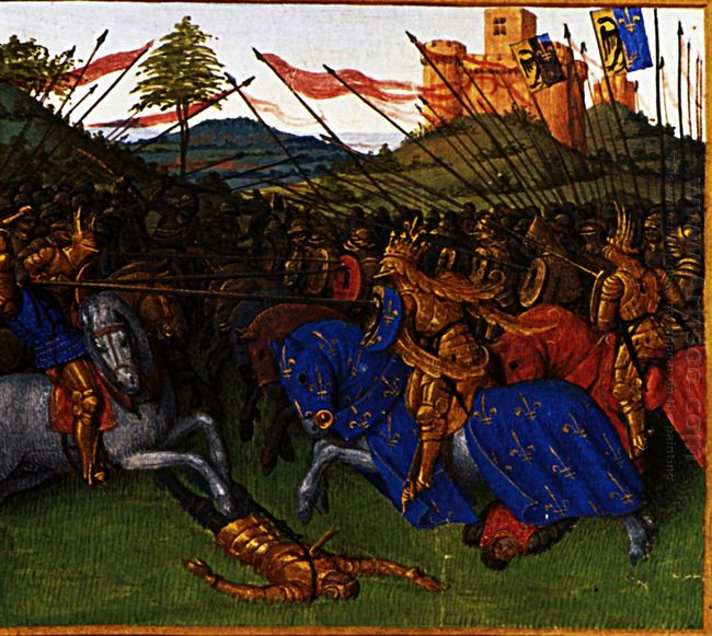 Wars Of Charlemagne 1460