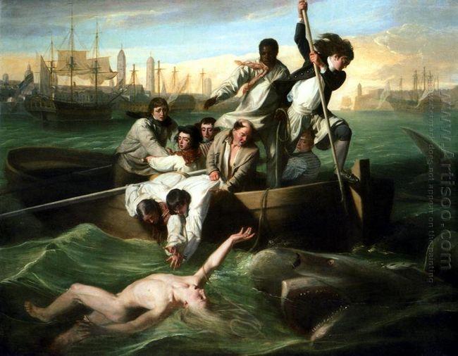 Watson And The Shark 1782