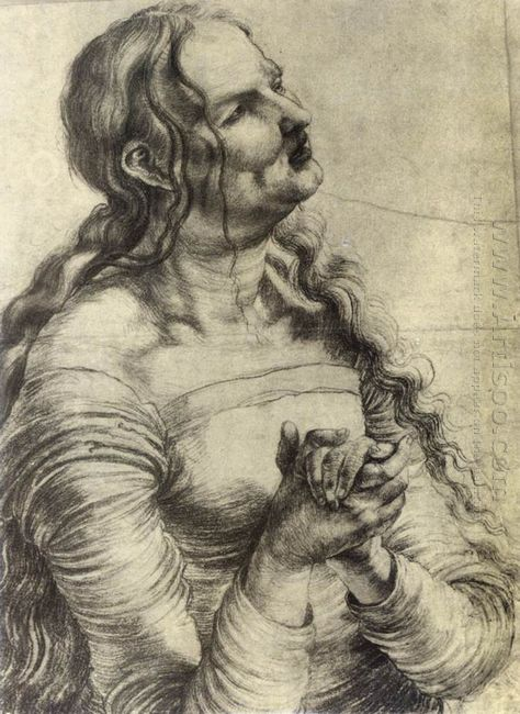 Weeping Woman 1514