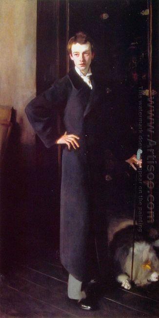 W Graham Robertson 1894
