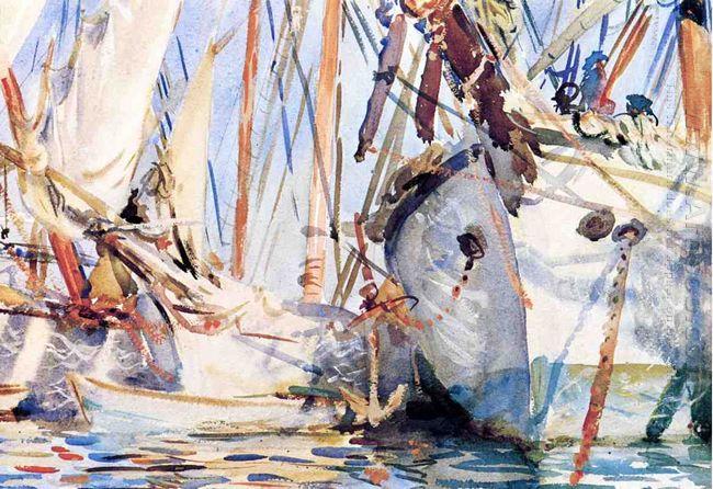 White Ships 1908
