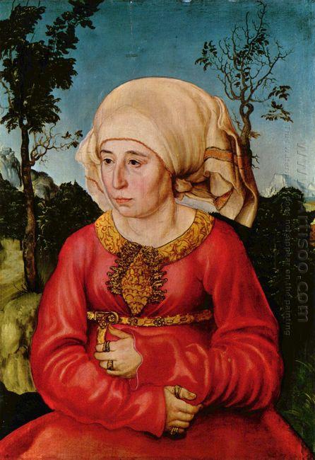 Wife Of Dr Johann Stephan Reuss 1503