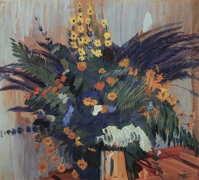 Wildflowers 1910