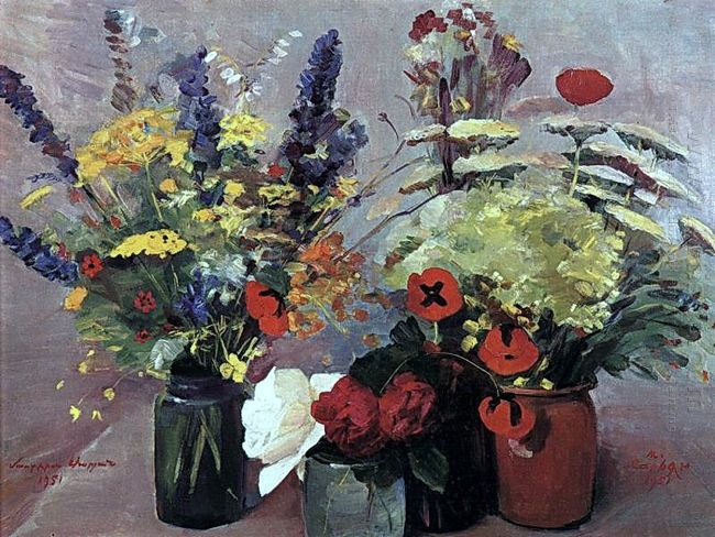 Wildflowers 1951