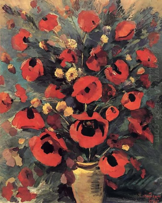 Wild Poppies 1945