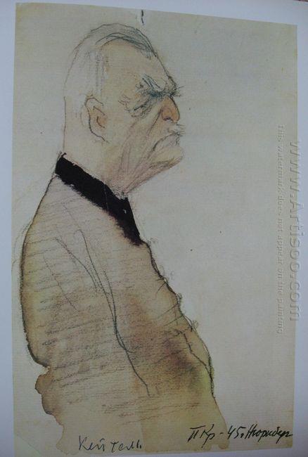 Wilhelm Keitel 1945