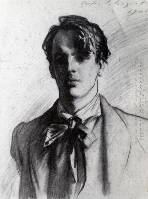William Butler Yeats 1908
