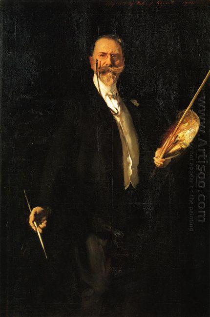 William Merritt Chase 1902
