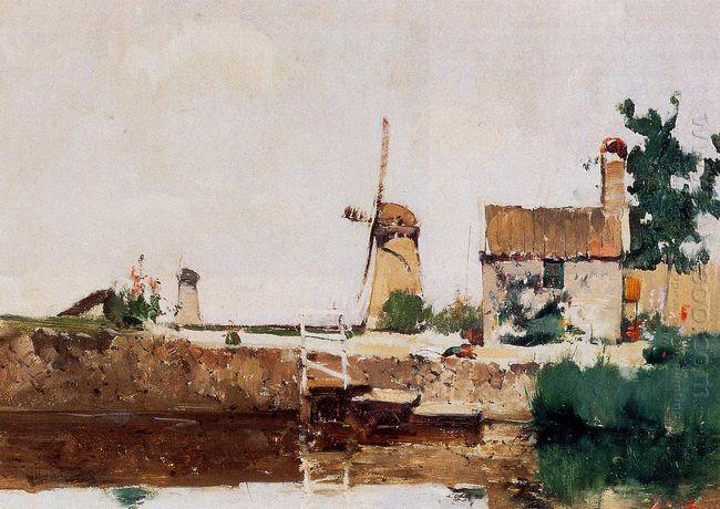 Windmills Dordrecht