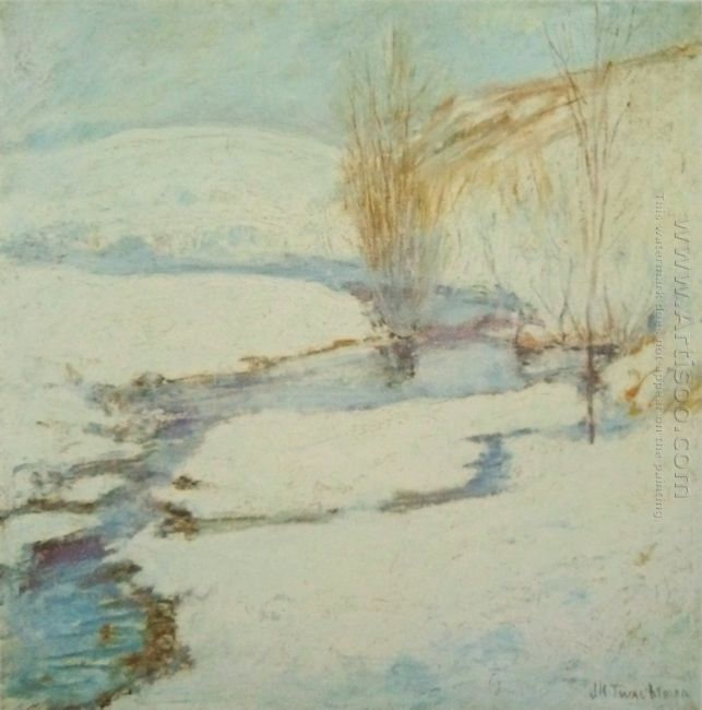 Winter Landscape 1900