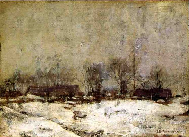 Winter Landscape Cincinnati