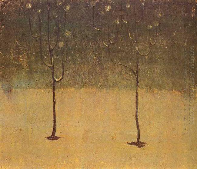 Winter Motif 1907