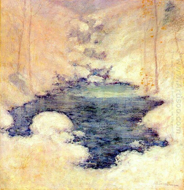 Winter Silence 1900