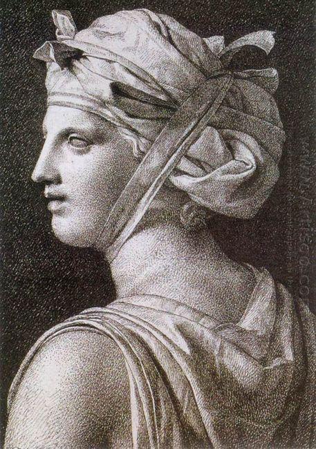 Woman In A Turban 1794