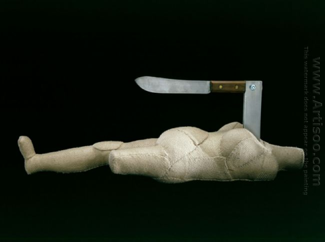 Woman Knife 2002