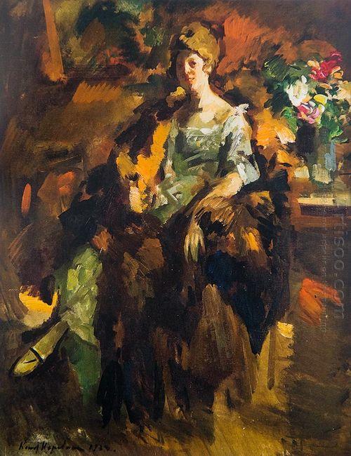 Woman Portrait 1922