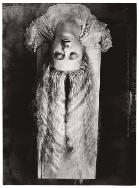 Woman With Long Hair 1929
