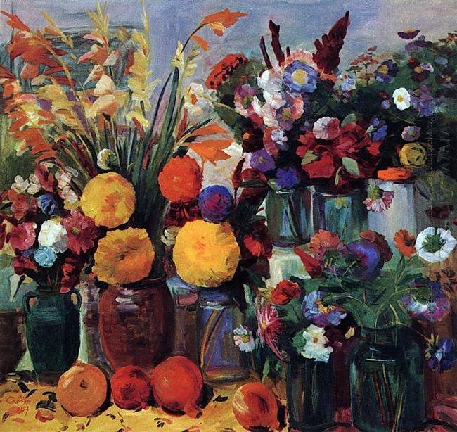 Yerevan Flowers 1957