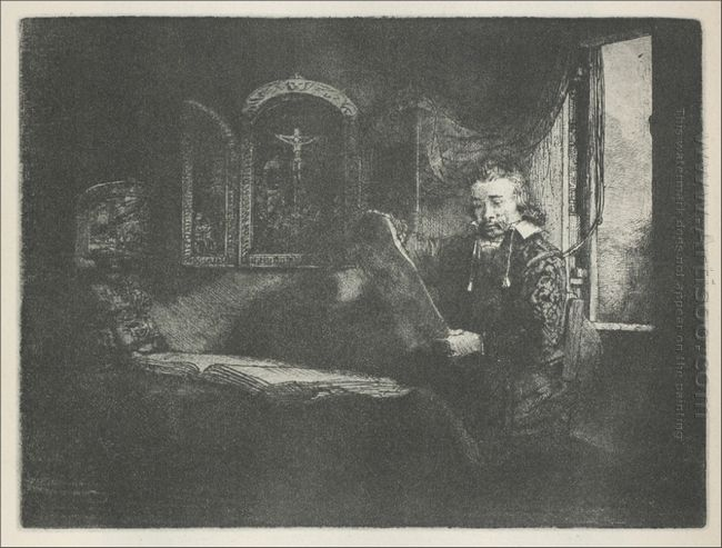 Abraham Franz 1656