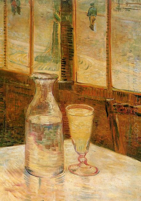 Absinthe 1887