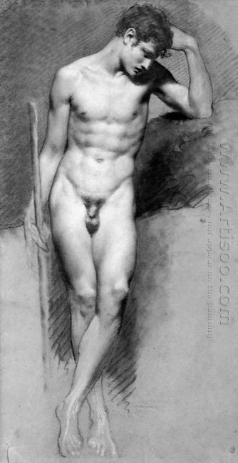 Academic Male Nude 2