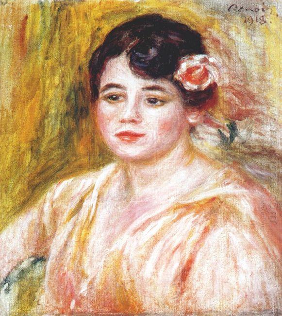 Adele Besson 1918