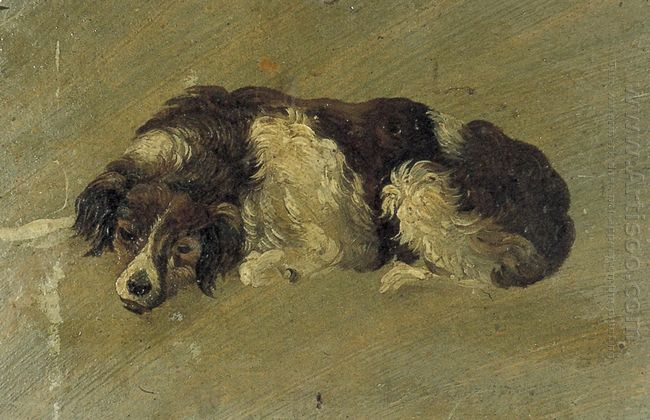 A Dog 1899