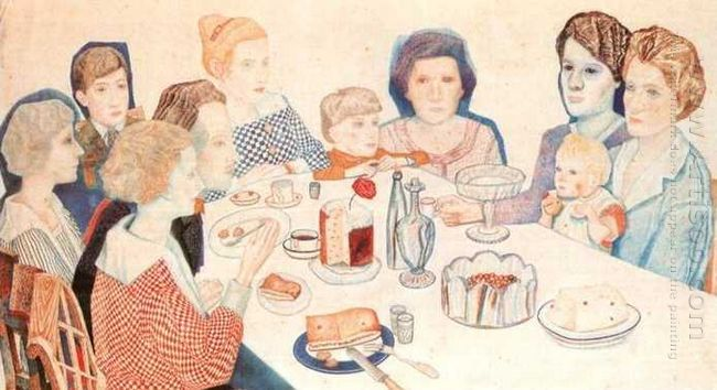 A Family Portrait 1924