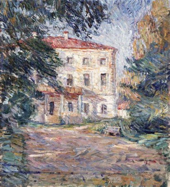 A House In Belkino 1907