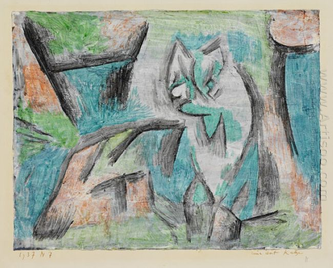 A Kind Of Cat 1937