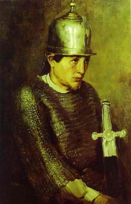 A Knight 1883