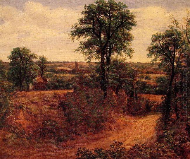 A Lane Near Dedham 1802