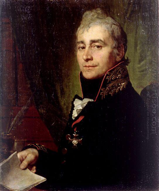 Alexander Fedoseevich Bestuzhev
