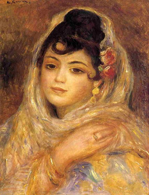 Algerian Woman 1881