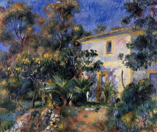 Algiers Landscape 1895
