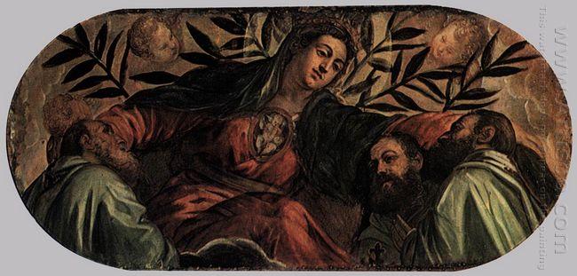 Allegory Of The Scuola Della Misericordia