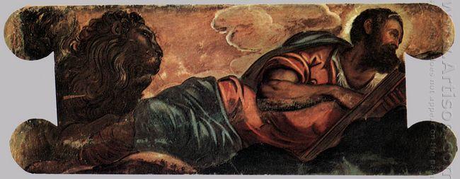 Allegory Of The Scuola Di San Marco