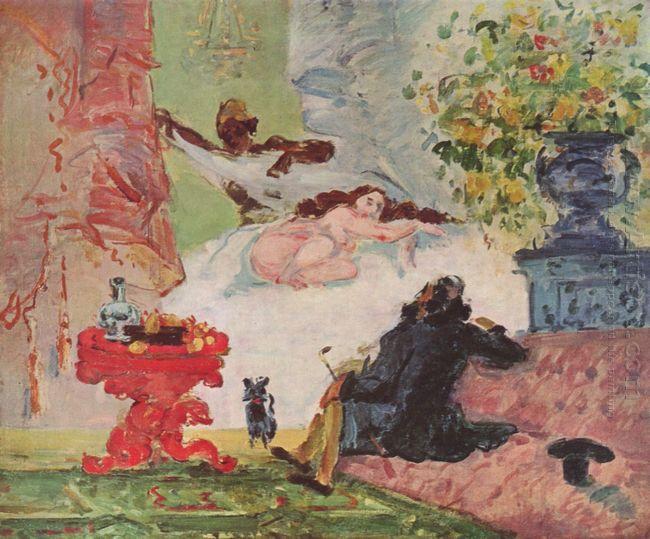 A Modern Olympia 1874